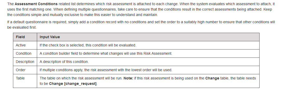 Risk and Impact Assessment in Change Management - IT Service ...