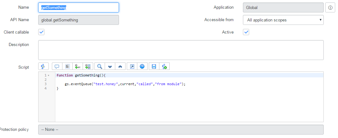 Script Include To Filter Module List View Not Being Called