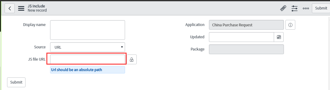 How to upload third part js file and used in widget? - Developer