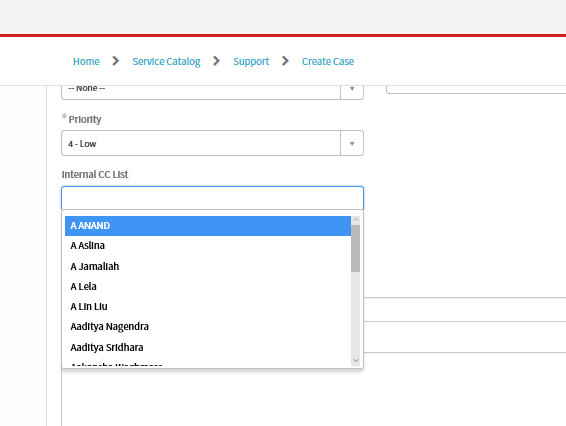 List attributes beyond name for user reference fields - Now Platform