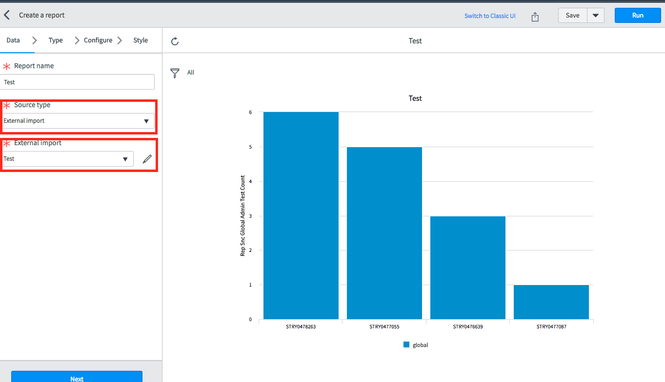 How to embed Excel to create reports in snow? - IT Service