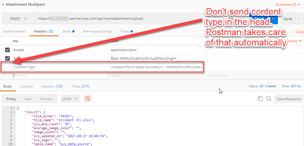 Using POSTMAN to debug & create REST APIs (EX: Creating