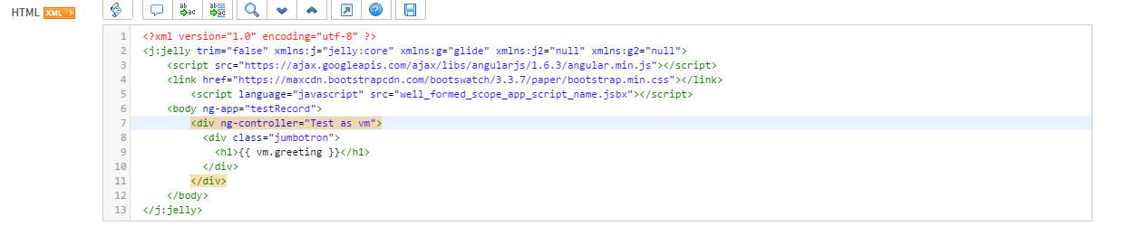 Script Prepended with HTML: Uncaught SyntaxError