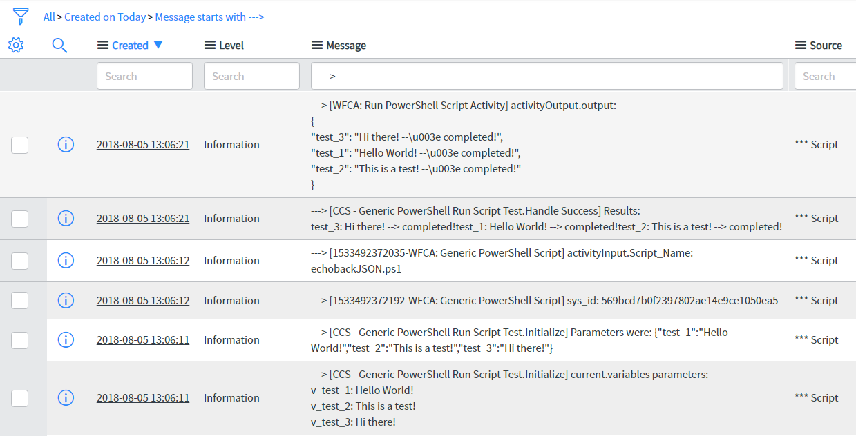 Mini-Lab: Dynamically Passing Service Catalog Items via JSON to