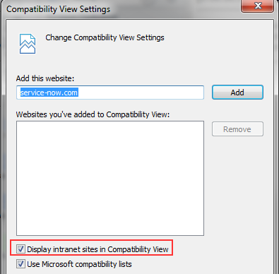 Issue with Fuji v3 Knowledge UI and IE11 - Now Platform