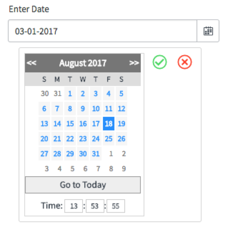 Why validation errors occur on catalog variable Date/Time formats