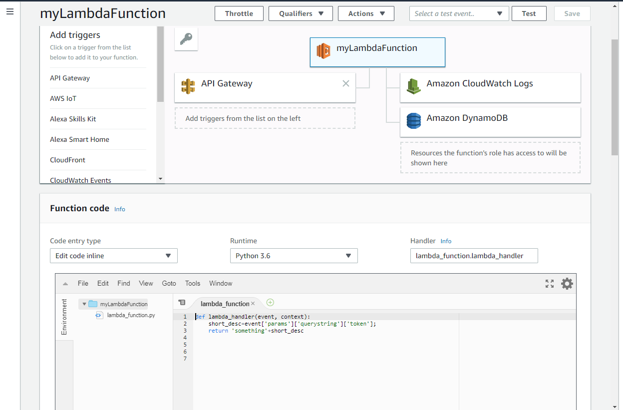 ServiceNow Integration with AWS Lambda - Developer Community