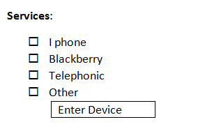 How to add multi select checkbox on form ? - Developer Community
