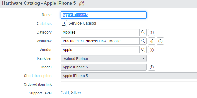 Help with Service Catalog variable reference qualifier - Now