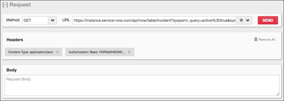 Testing REST web services through Firefox RESTClient or POSTMAN