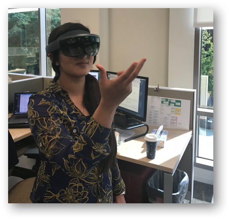Proof of Concept: The Augmented Reality Assistant (ARA) for
