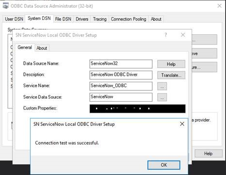 ODBC with SSIS(MS SQL Server Integration Services