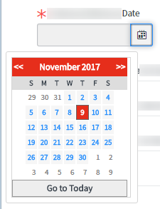How to make date text box Read-Only in Service Portal - Now