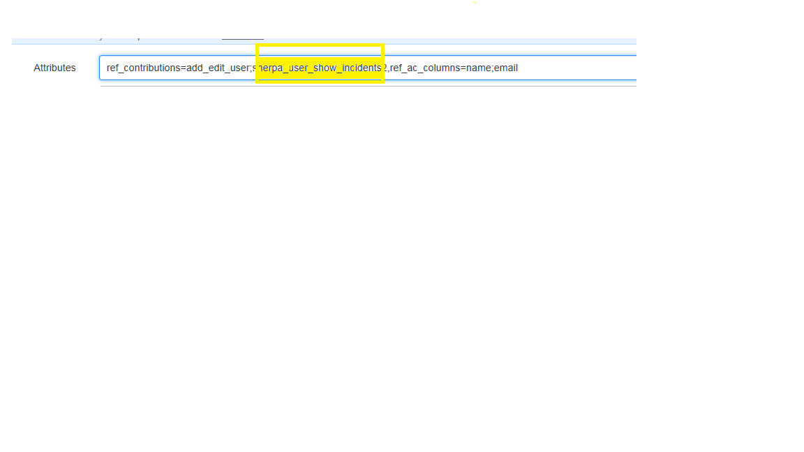 Need to open the incident in new tab - IT Service Management