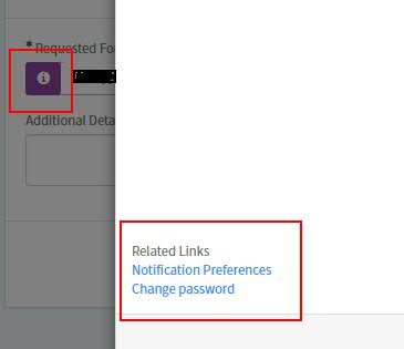 How to remove related links from preview view of a table in
