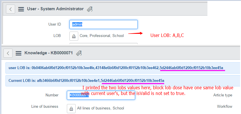 Servicenow how to split Comma Separated Values into one by