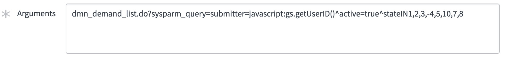 Using script include while constructing query in URL(from