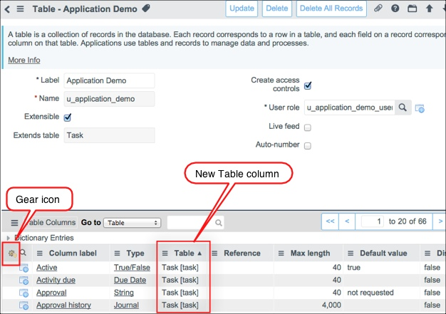 4 Tips for creating custom tables in ServiceNow - IT Business