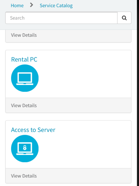 Hide Icons from mobile App - Now Platform - ServiceNow Community