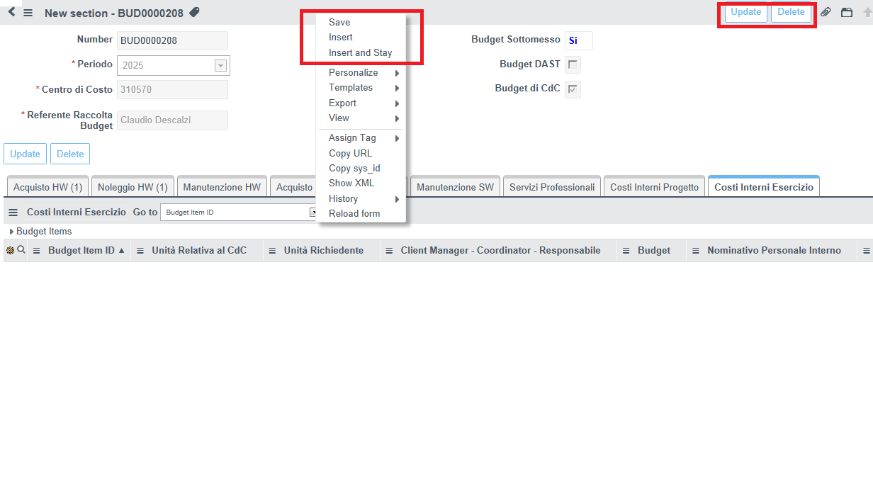 How to disable UI Action on a Form with particular condition