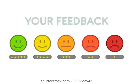 Smiley Face and comment box feedback widget - Now Platform