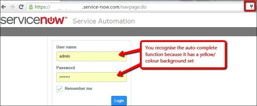 Prevent auto-complete from inserting incorrect passwords on a form
