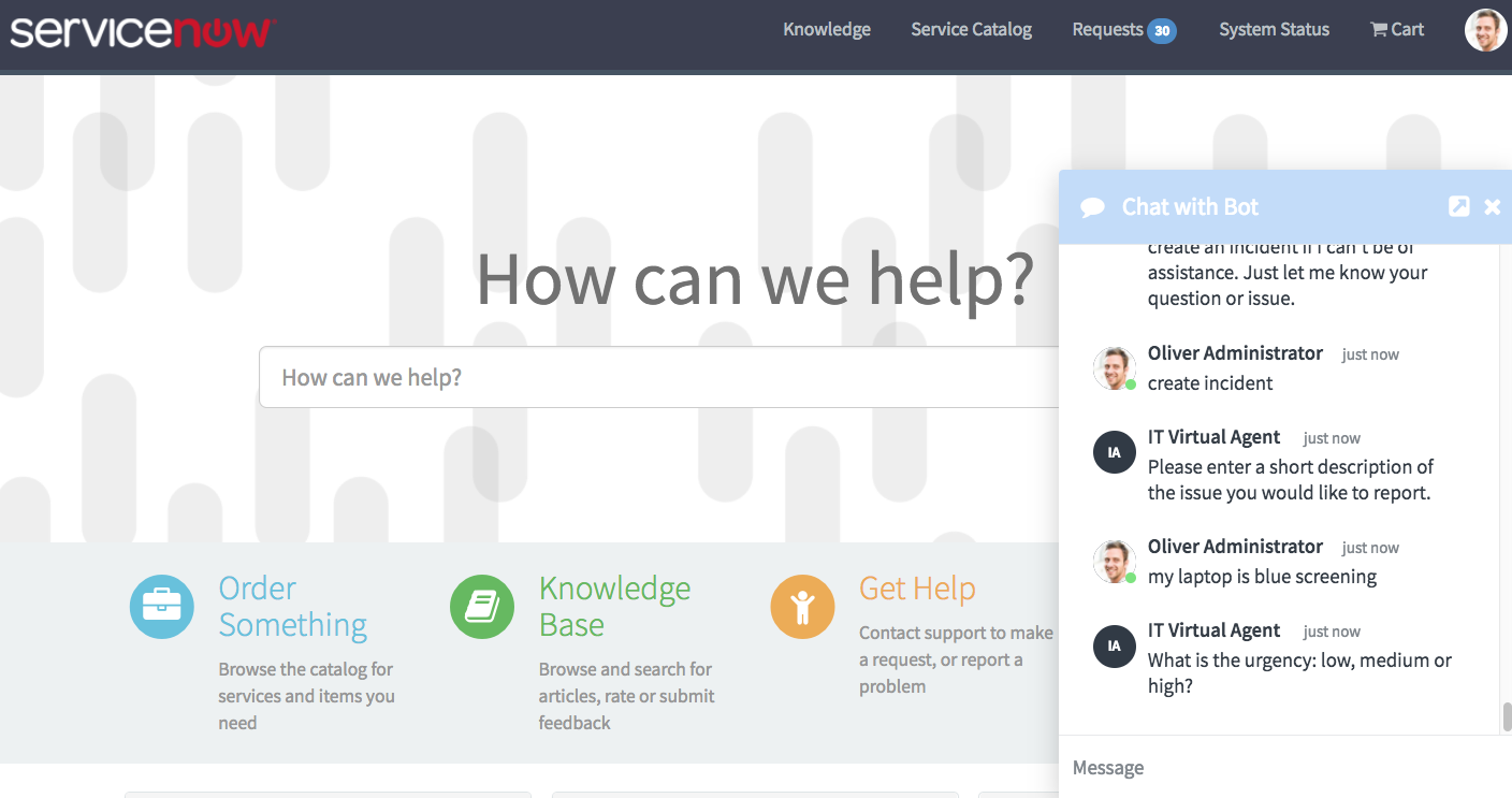 Deploy a Virtual Agent with IBM Watson's Assistant