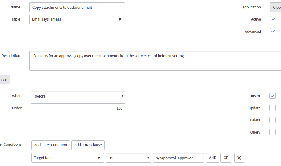 Sending physical attachments on outbound email - Now