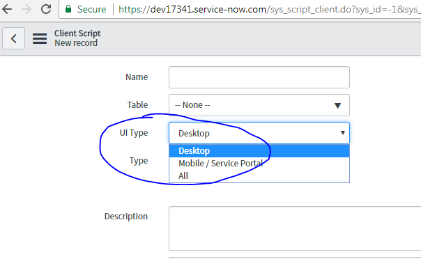 Remove attachment icon from the mobile view of servicenow